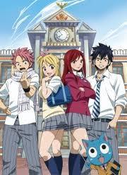 Fairy Tail OVA 1-3